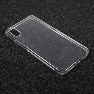 SULADA Air Cushion Drop-proof TPU Mobile Phone Case for iPhone XS / X 5.8 inch