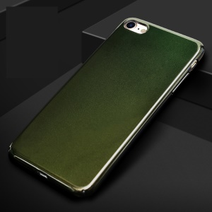 ICARER Ultra-thin Color Changing PC Hard Case for iPhone 8 / 7 - Light Green