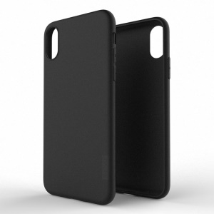 X-LEVEL Guardian Series Frosted TPU Case for iPhone XS / X 5.8 inch - Black