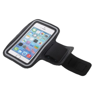 5.5-inch Gym Running Jogging Sports Armband Case for iPhone 8 Plus / 7 Plus / 6s Plus / 6 Plus 5.5 inch - Black