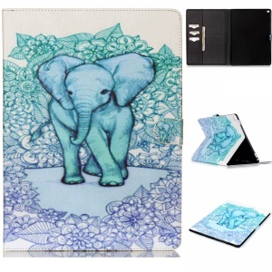 PU Leather Stand Case for iPad Pro 12.9 inch - Giant Elephant