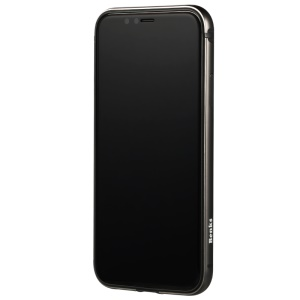 BENKS TPU + Metal Hybrid Bumper Frame for iPhone X/10 5.8 inch - Black
