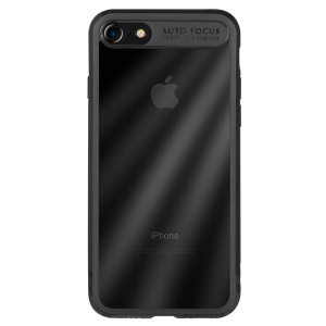 BENKS PC + TPU Hybrid Phone Case for iPhone 8/7 4.7 inch - Black