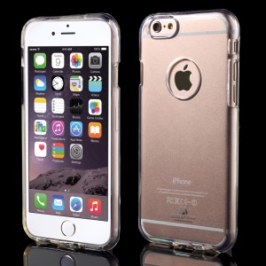 Mercury GOOSPERY Clear Jelly TPU Case Cover for iPhone 6s 6 - Transparent