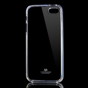 Mercury GOOSPERY Clear Jelly TPU Case for iPhone SE 5s 5 - Transparent