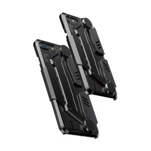 BASEUS Gamer Gamepad Hard PC Back Case with Kickstand for iPhone 8/7 4.7 inch - Black