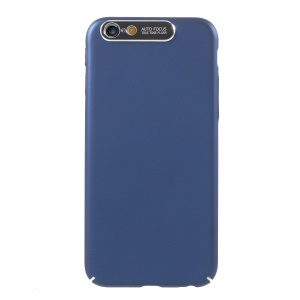 NXE Simple Series Ultra Thin Plastic Mobile Phone Shell for iPhone 6s/6 4.7 inch - Blue