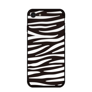 White Zebra Pattern