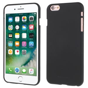 Funda Móvil MERCURY GOOSPERY Anti-huellas Dactilares TPU Para IPhone 6s Plus / 6 Plus - Negro