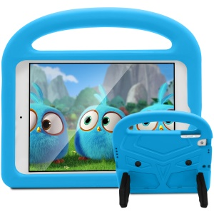 Sparrow Design Shockproof Kids Friendly EVA Tablet Shell for iPad 9.7 (2018)/9.7 (2017)/Pro 9.7 inch/Air 2/Air with Bracket and Handle - Blue