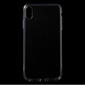 Crystal Clear TPU Protection Mobile Cover Shell for iPhone XS Max 6.5 inch
