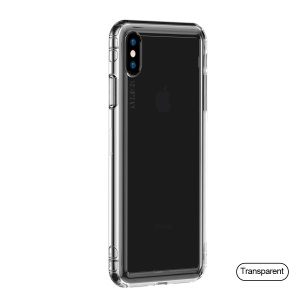 Baseus Safety Airbags TPU Back Case for iPhone XS Max 6.5 inch - Transparent