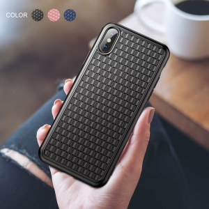 BASEUS BV 2nd Generation Protection Case for iPhone XS / X 5.8 inch - Black