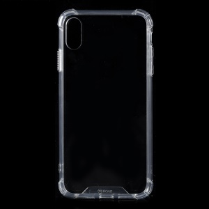 ROAR KOREA Armor Air-cushion HD Tampa Da Caixa Transparente Para O Iphone 9 Mais 6,5 Polegadas