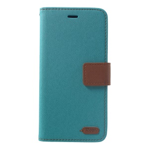 ROAR Simply Life Diary Leather Mobile Phone Case [Stand Wallet] for iPhone XR 6.1 inch - Blue
