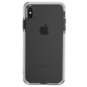 ROCK Drop Resistance TPU & TPE Back Cover for iPhone XR 6.1 inch - White