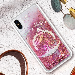 KAVARO Swarovski Diamond PC TPU Hybrid Shell for iPhone Xs 5.8 inch - Shell