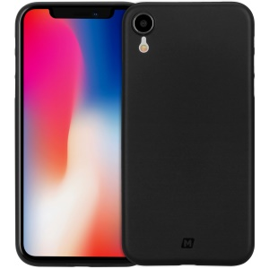 MOMAX Membrance Case for iPhone XR 6.1 inch 0.4mm Ultra-Thin PP Protection Phone Cover - Black