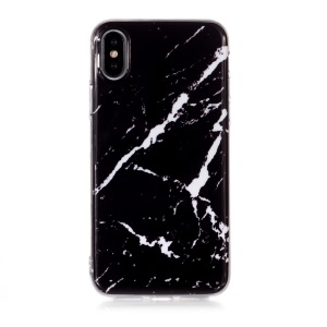 Marble Pattern IMD TPU Protection Shell Case for iPhone XS 5.8 inch - Style U