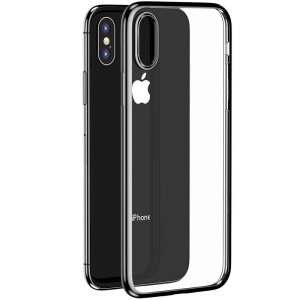 BENKS Magic Glitz Series TPU Protection Case for iPhone XS 5.8 inch - Black