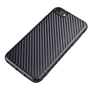 Custodia Ibrida In TPU Per IPhone 8/7 - Nero