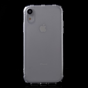Drop-resistant TPU Cellphone Shell for iPhone XR 6.1 inch - Transparent