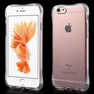Grainy Inner Shockproof Air Cushion TPU Case for iPhone 6s 6