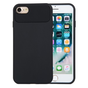 Armour Series Soft TPU Case for iPhone 8/7 - Black
