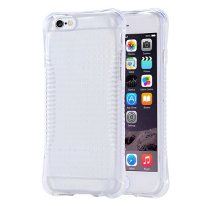 HAT PRINCE Non-slip Drop-proof TPU Case for iPhone 6 6s - Transparent