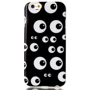 Flexible IMD TPU Case for iPhone 6s 6 - Circles Pattern