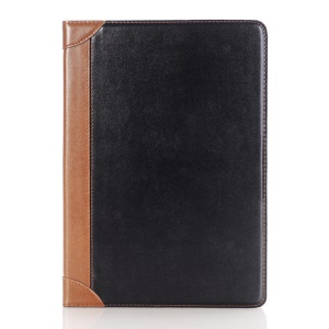 Leather Wallet Stand Case for iPad Pro 9.7-inch - Black