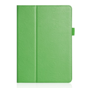 PU Leather Card Holder Samrt Case for iPad Pro 9.7 inch - Green