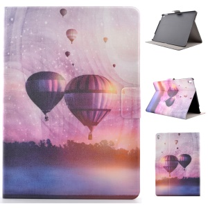 Flip Stand Leather Smart Cover for iPad Pro 9.7 inch - Hot-air Balloons