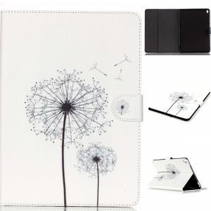 Leather Wallet Flip Case for iPad Pro 9.7 inch - Dandelion