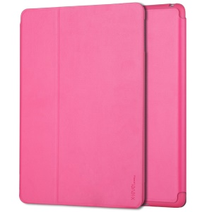 X-LEVEL FIB Color Slim Leather Tablet Cover for iPad Air - Rose