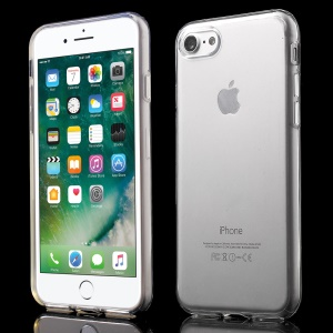 Clear TPU Protective Case for iPhone 7 4.7 Inch - Transparent