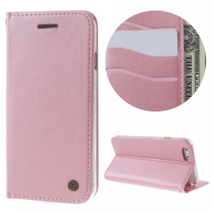 ROAR KOREA Only One Flip Leather Phone Case for iPhone 6s Plus / 6 Plus - Pink