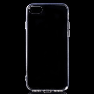Clear Acrylic + TPU Hybrid Case Cover for iPhone 8/7 4.7 inch
