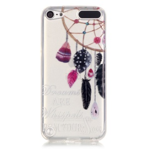 Soft IMD TPU Phone Case for iPod Touch 6 / Touch 5 - Dream Catcher