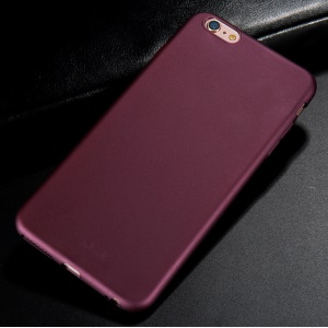 X-LEVEL Guardian Series Matte TPU Case for iPhone 6s Plus/6 Plus 5.5 - Wine Red