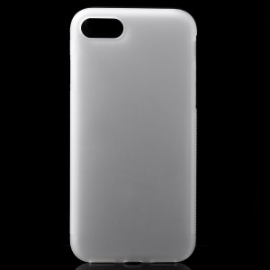 Anti-skid Gel TPU Case Cover for iPhone 8 Plus / 7 Plus 5.5-inch - Transparent