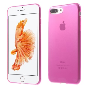 For iPhone 7 Plus 5.5 Inch Ultra Thin TPU Gel Cover - Rose