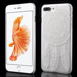 Translucent Hard Plastic Case for iPhone 8 Plus / 7 Plus - Dream Catcher