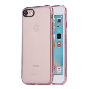 ROCK Pure Series PC + TPU Phone Case for iPhone 8/7 4.7 inch - Pink