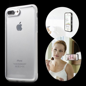 Magic Stick Hands-free Anti-Gravity Clear Cover for iPhone 7 Plus 5.5 - Trasparent