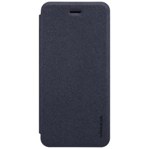 NILLKIN Sparkle Series Leather Case for iPhone 7 Plus 5.5 Inch - Black