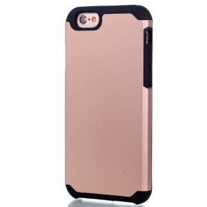 Armor PC + TPU Combo Case for iPhone 6S / 6 - Rose Gold