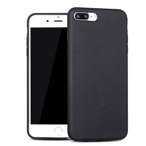 X-LEVEL Guardian Series for iPhone 7 Plus Matte TPU Shell Case - Black