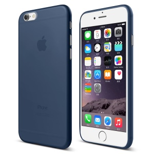 CAFELE Ultrathin 0.4mm PP Matte Wrapped Case for iPhone 6s/6 4.7 - Dark Blue