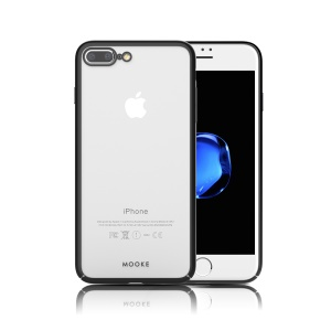 MOOKE Lindo Series Electroplating PC Hard Case for iPhone 7 Plus 5.5 - Black